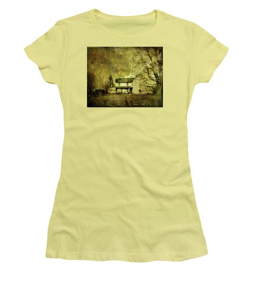 The Uninvited Women's T-Shirt (Athletic Fit)