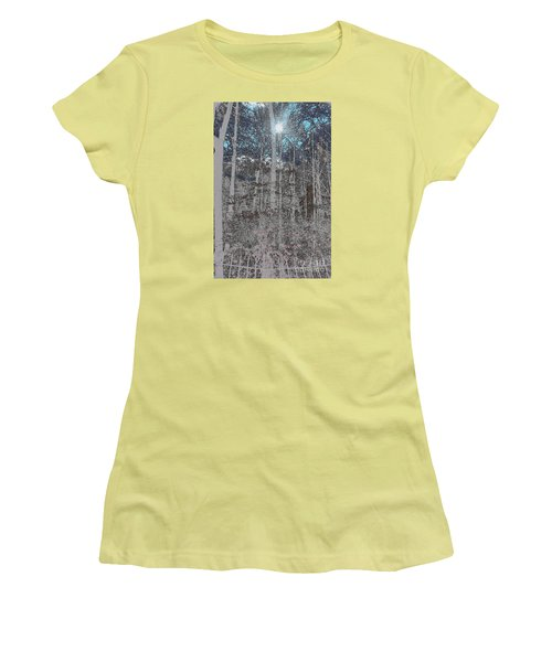 The Yard Women's T-Shirt (Junior Cut) by Jesse Ciazza