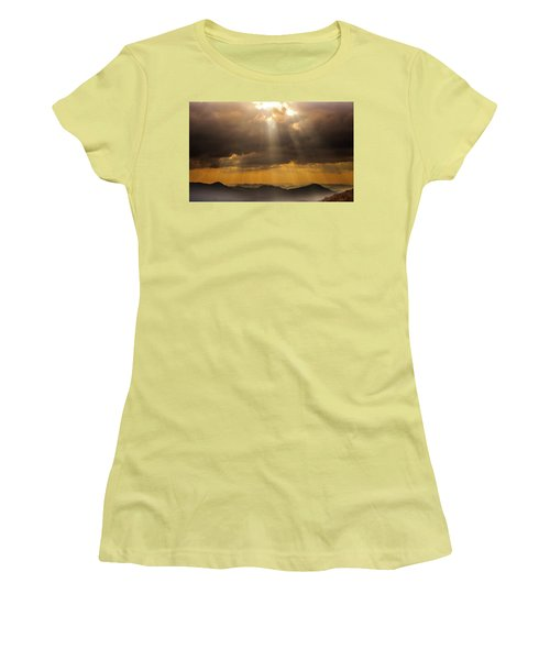 Then Sings My Soul Women's T-Shirt (Junior Cut) by Karen Wiles