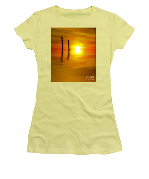 There Are Moments Women's T-Shirt (Junior Cut) by Kym Clarke