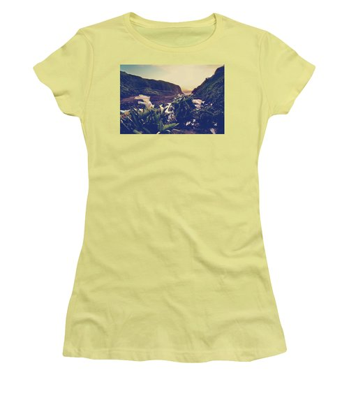 There Is Harmony Women's T-Shirt (Junior Cut) by Laurie Search