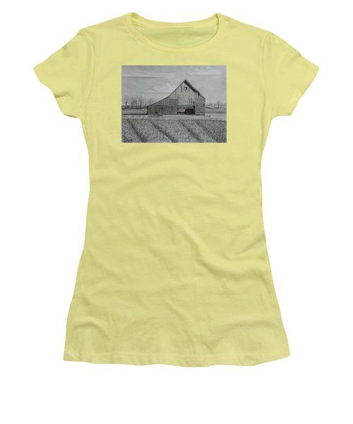 Theresa's Barn Women's T-Shirt (Athletic Fit)