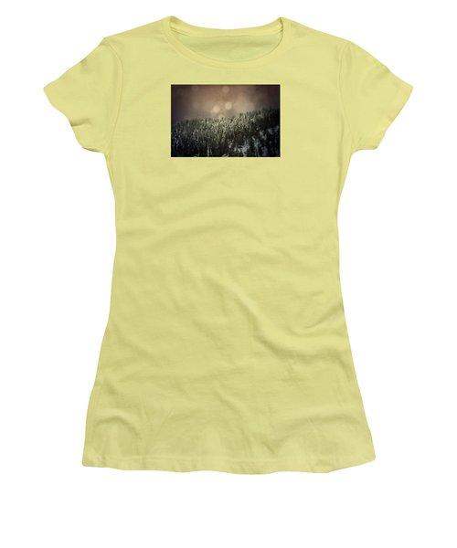 Third Breath  Women's T-Shirt (Junior Cut) by Mark Ross