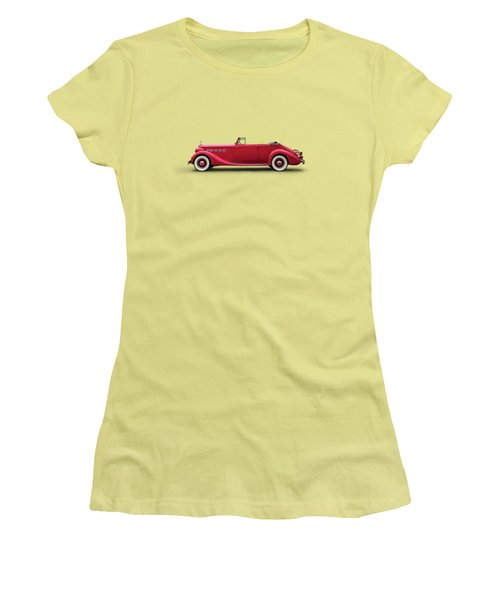 Thirty-six Packard Women's T-Shirt (Athletic Fit)