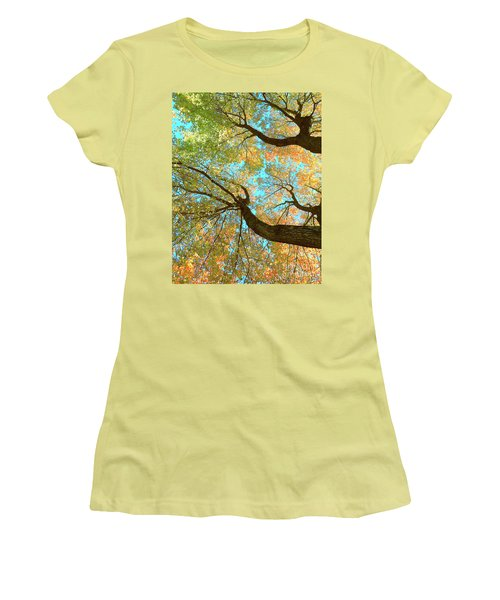 Thousands Of Voices Women's T-Shirt (Junior Cut) by Todd Breitling