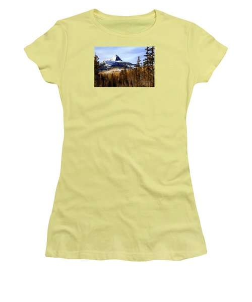 Three Fingered Jack Women's T-Shirt (Athletic Fit)