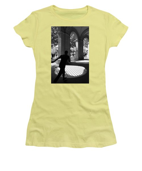 Through The Arches Women's T-Shirt (Athletic Fit)