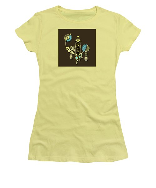 Tock Women's T-Shirt (Athletic Fit)