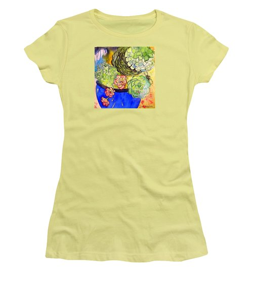 Tom In The Garden Women's T-Shirt (Athletic Fit)