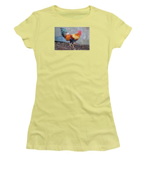 Too Sexy For My Feathers Women's T-Shirt (Athletic Fit)