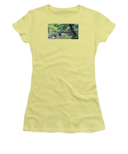 Tranqility Women's T-Shirt (Athletic Fit)