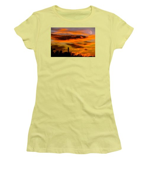 Transition Women's T-Shirt (Athletic Fit)