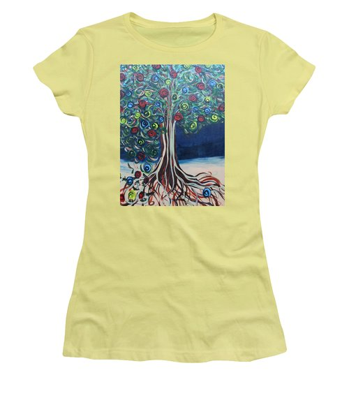 Tree Of Life - Summer Women's T-Shirt (Athletic Fit)