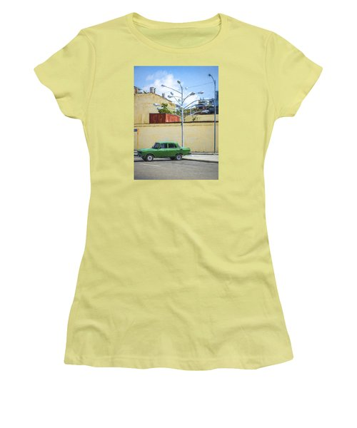 Tree Of Light Women's T-Shirt (Athletic Fit)