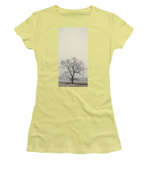 Tree#1 Women's T-Shirt (Athletic Fit)