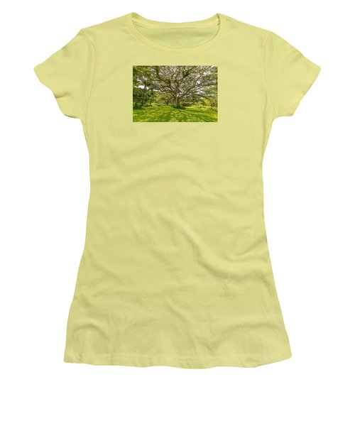Treebeard Women's T-Shirt (Athletic Fit)