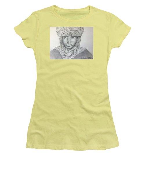 Tuareg Beduin Women's T-Shirt (Athletic Fit)