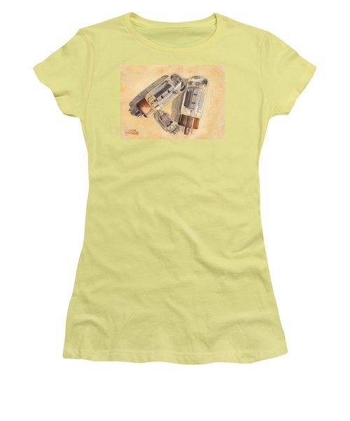 Tubes Women's T-Shirt (Athletic Fit)