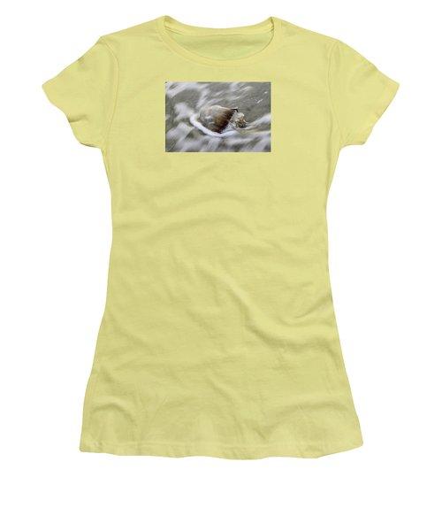 Tybee Isalnd Jellyfish Women's T-Shirt (Junior Cut) by Elizabeth Eldridge