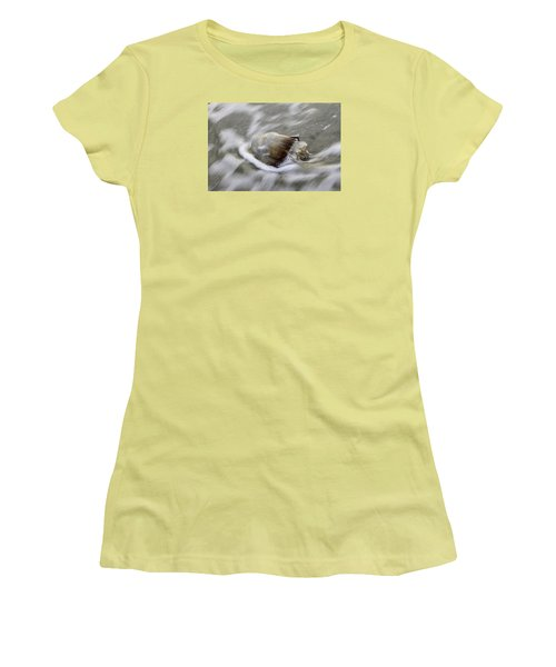 Tybee Isalnd Jellyfish Women's T-Shirt (Athletic Fit)