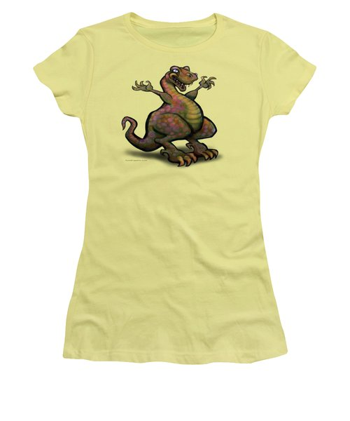 Tyrannosaurus Rex Women's T-Shirt (Athletic Fit)