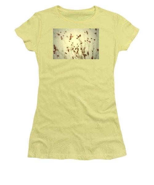 Undefined  Women's T-Shirt (Junior Cut) by Mark Ross