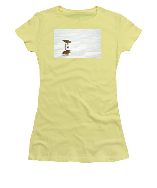 Underpass Women's T-Shirt (Junior Cut) by AJ Schibig