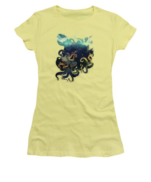 Underwater Dream II Women's T-Shirt (Athletic Fit)