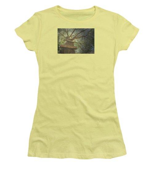 Unincorporated  Women's T-Shirt (Junior Cut) by Mark Ross