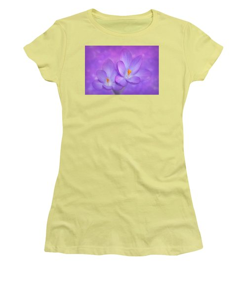Unison Women's T-Shirt (Junior Cut) by Iryna Goodall