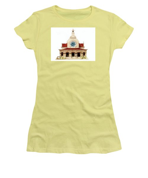 Unitarian Church - F.furness Women's T-Shirt (Athletic Fit)