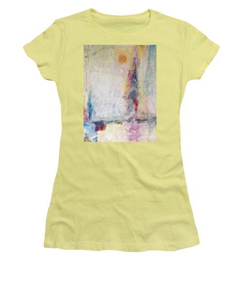 Sherbert Tales Women's T-Shirt (Junior Cut) by Gallery Messina