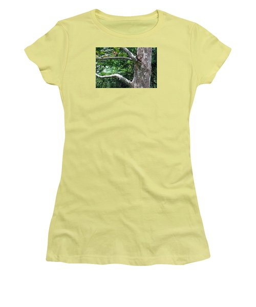 Untiled Women's T-Shirt (Athletic Fit)