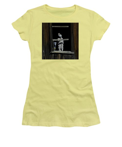 Untitled #12 Women's T-Shirt (Athletic Fit)
