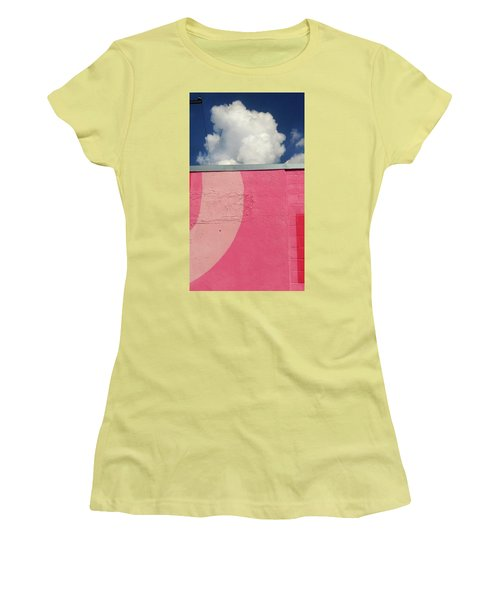 Upload Women's T-Shirt (Athletic Fit)