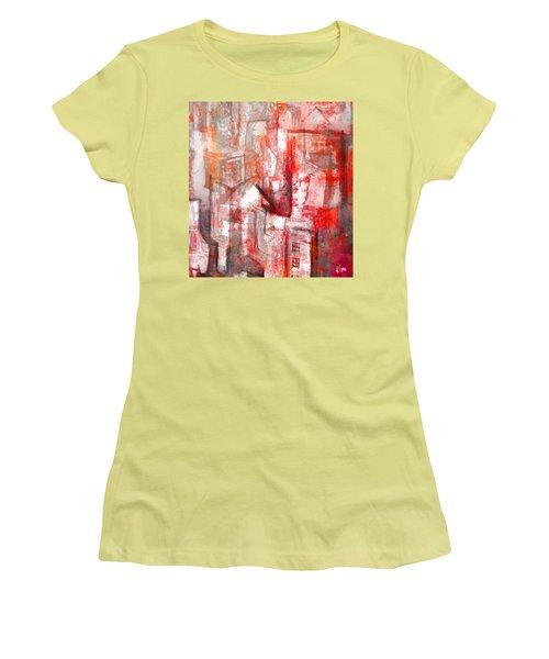 Urban #10 Women's T-Shirt (Junior Cut) by Kim Gauge