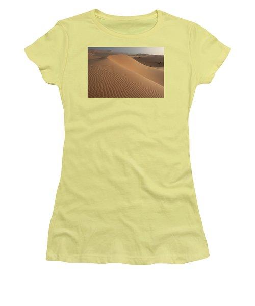 Uruq Bani Ma'arid 3 Women's T-Shirt (Athletic Fit)