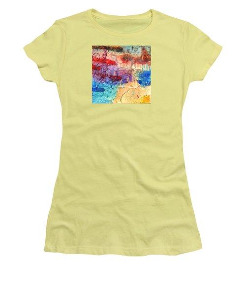 Vacation #2 Women's T-Shirt (Junior Cut) by Phil Strang