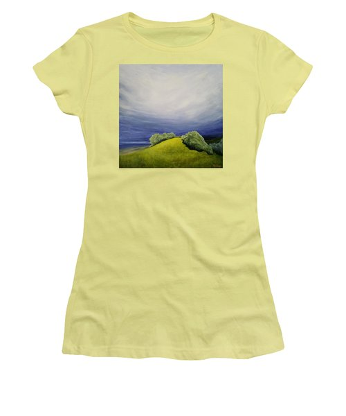 Valle Vista Meadow Women's T-Shirt (Athletic Fit)