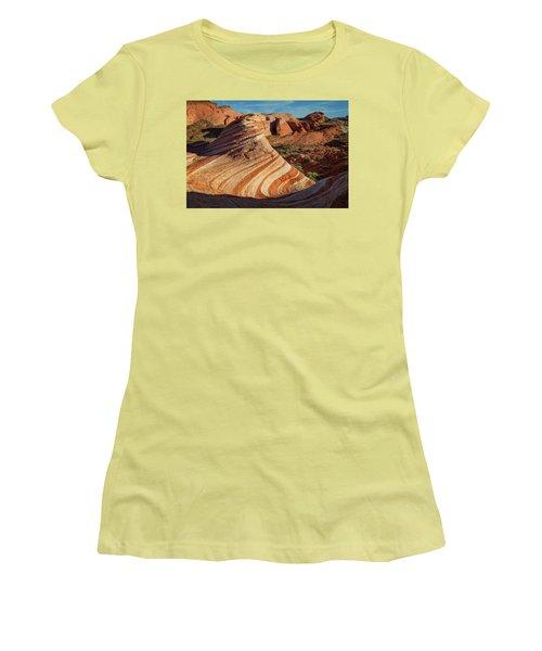 Valley Of Fire Xiv Women's T-Shirt (Junior Cut)