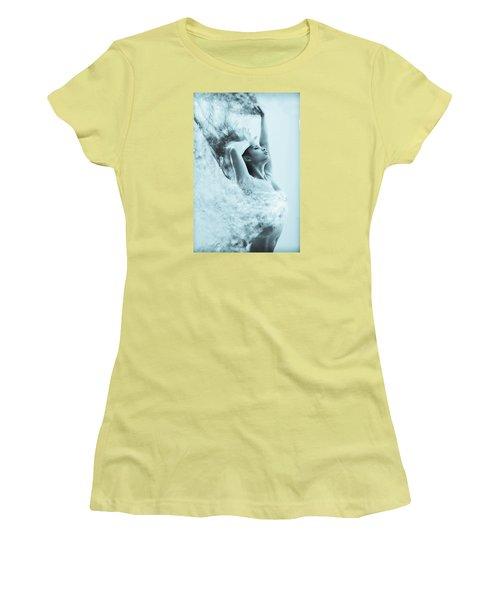 Vanishing  Women's T-Shirt (Junior Cut) by Scott Meyer
