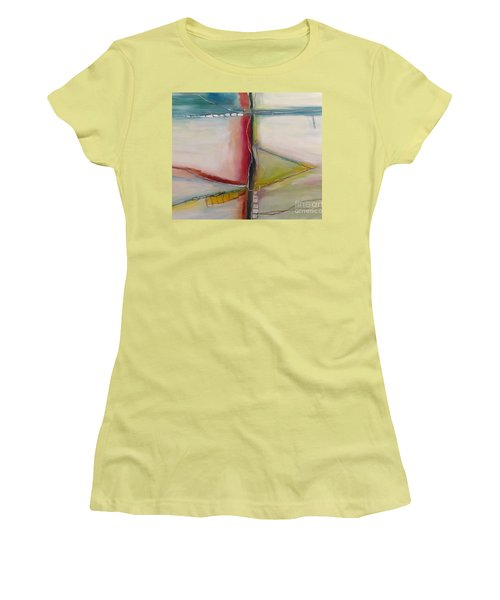 Vegetable Sides Women's T-Shirt (Junior Cut) by Gallery Messina