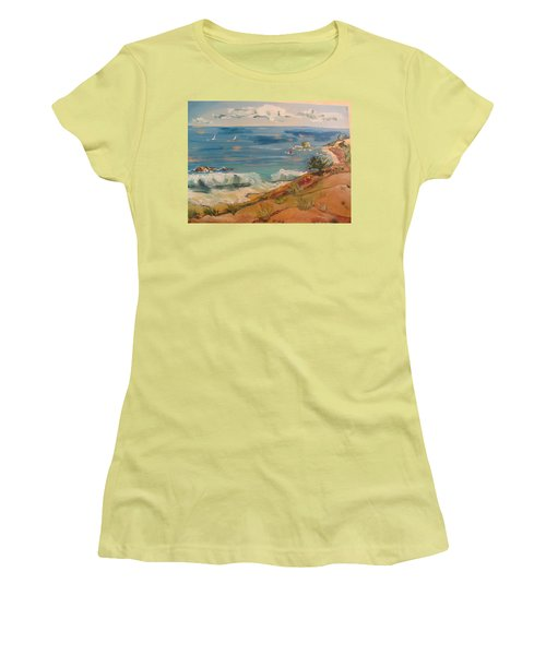 Ventura Imagined Women's T-Shirt (Athletic Fit)