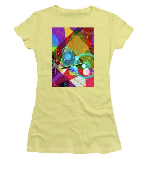 Vibrance Women's T-Shirt (Athletic Fit)
