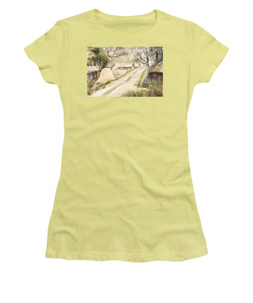 Village Freshness Women's T-Shirt (Athletic Fit)