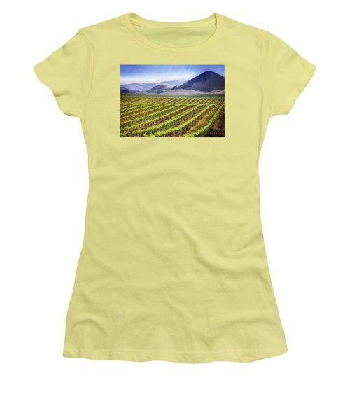 Vineyard Women's T-Shirt (Athletic Fit)