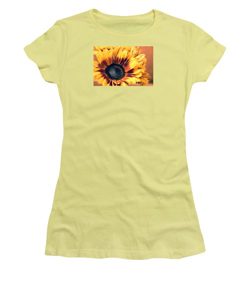 Women's T-Shirt (Athletic Fit) featuring the photograph Vintage Fall by Julie Andel