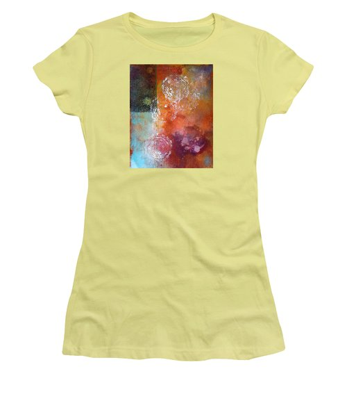 Vintage Women's T-Shirt (Junior Cut) by Theresa Marie Johnson