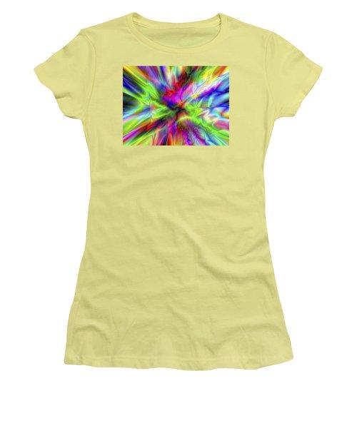 Vision 1 Women's T-Shirt (Athletic Fit)