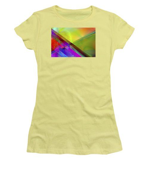 Vision 3 Women's T-Shirt (Athletic Fit)